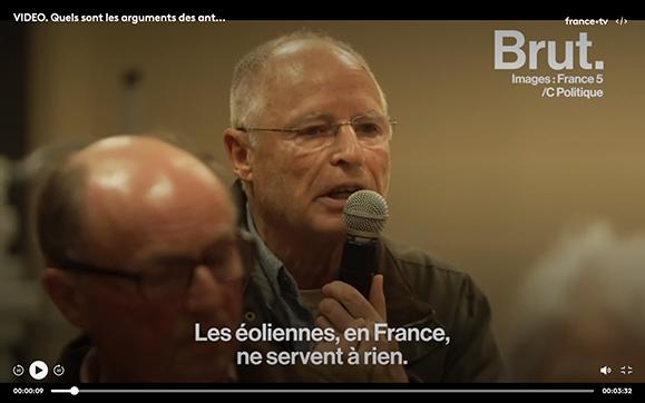 France Info – Quels sont les arguments des anti-éoliens ?