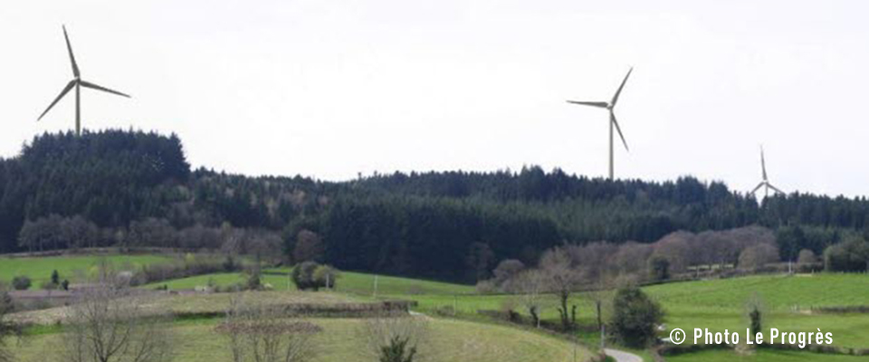 Le Progrès – Le projet de parc éolien de Champ Bayon essuie un nouveau revers (27/12/19)